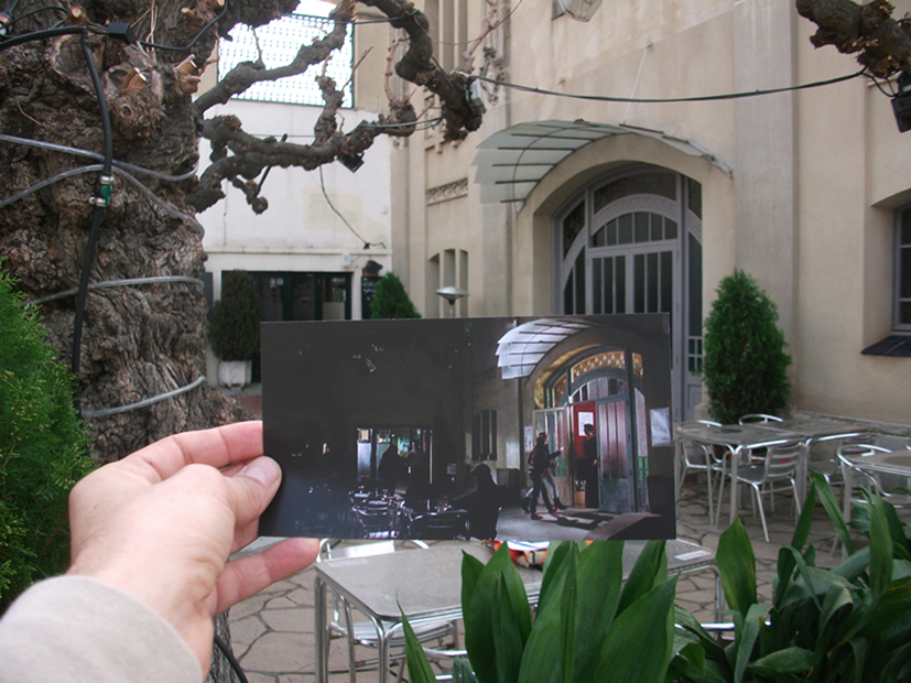 Tetare, entrada+foto pel.lícula