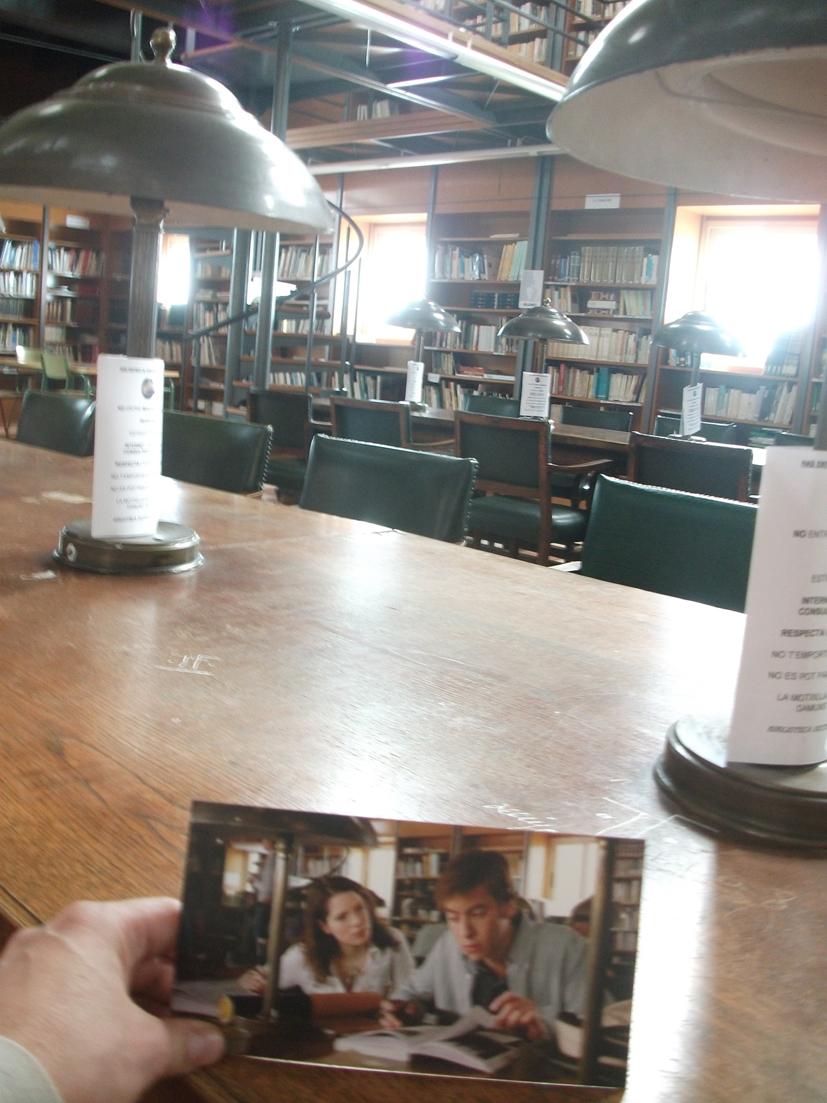 Biblioteca Institut Vall Hebrón